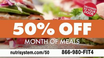 Nutrisystem TV Spot, 'Results That Last: 50% Off a Month of Meals and Free Shakes' Ft. Marie Osmond - Thumbnail 5