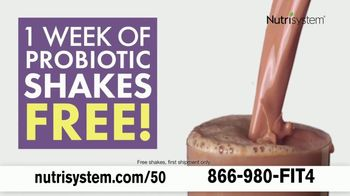 Nutrisystem TV Spot, 'Results That Last: 50% Off a Month of Meals and Free Shakes' Ft. Marie Osmond - Thumbnail 6
