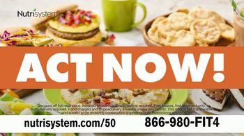 Nutrisystem TV Spot, 'Results That Last: 50% Off a Month of Meals and Free Shakes' Ft. Marie Osmond - Thumbnail 7