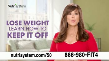 Nutrisystem TV Spot, 'Results That Last: 50% Off a Month of Meals and Free Shakes' Ft. Marie Osmond - Thumbnail 8