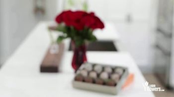 1-800-FLOWERS.COM TV Spot, 'Valentine's: Surprise With Shari's Berries' - Thumbnail 9