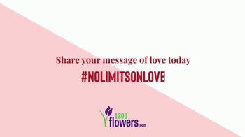 1-800-FLOWERS.COM TV Spot, 'No Limits on Love' - Thumbnail 9