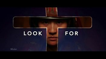 Disney+ TV Spot, 'Look for the Exceptional'