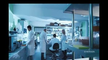 Emerson Electric Co. TV Spot, 'Our Commitment to Critical Vaccine Production' - Thumbnail 1
