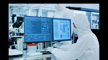 Emerson Electric Co. TV Spot, 'Our Commitment to Critical Vaccine Production' - Thumbnail 5