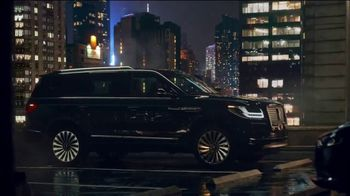 Lincoln Motor Company TV Spot, 'Comfort in the Extreme: Noise' [T1]
