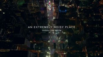 Lincoln Motor Company TV Spot, 'Comfort in the Extreme: Noise' [T1] - Thumbnail 3