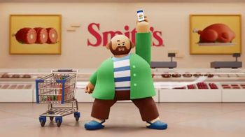 Smith's Food and Drug TV Spot, 'Lower Than Low: Meat Counter' Song by Flo Rida