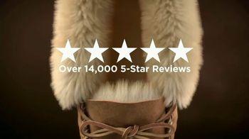 L.L. Bean Wicked Good Slippers TV Spot, 'Reviews' - Thumbnail 2