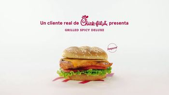 Chick-fil-A Grilled Spicy Deluxe TV Spot, 'Las pequeñas cosas: Jimena' [Spanish] - Thumbnail 1