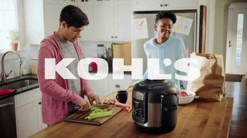 Kohl's Home Sale TV Spot, 'Refresh: Kitchen Electrics and Bedding' - Thumbnail 1
