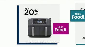 Kohl's Home Sale TV Spot, 'Refresh: Kitchen Electrics and Bedding' - Thumbnail 2