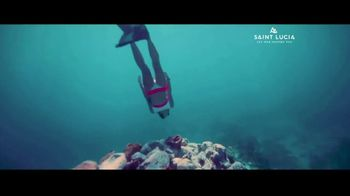 Saint Lucia Tourism Authority TV Spot, 'It's Time'