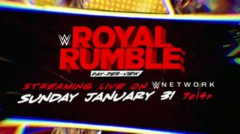 WWE Network TV Spot, '2021 Royal Rumble' Song by ZAYDE WOLF - Thumbnail 10