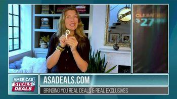 America's Steals & Deals TV Spot, 'KeySmart CleanKey' Featuring Genevieve Gorder - Thumbnail 4