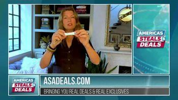 America's Steals & Deals TV Spot, 'KeySmart CleanKey' Featuring Genevieve Gorder - Thumbnail 5