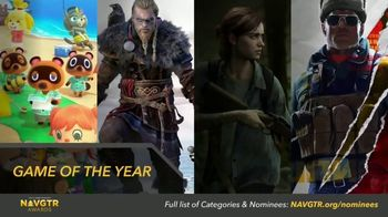 National Academy of Video Game Trade Reviewers TV Spot, '2021: 20th Anniversary Awards' - Thumbnail 5