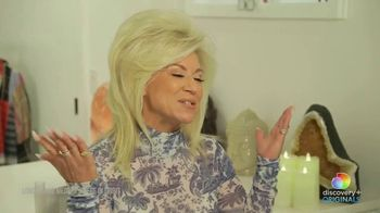 Discovery+ TV Spot, 'Long Island Medium: There in Spirit' - 22 commercial airings