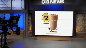 McDonald's McCafe TV Spot, 'Fox 13: The Yessssssssssssssss Meal: $2' - Thumbnail 10