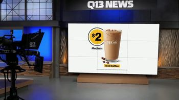 McDonald's McCafe TV Spot, 'Fox 13: The Yessssssssssssssss Meal: $2' - Thumbnail 8