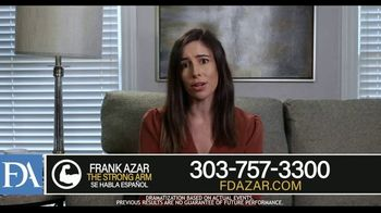 Franklin D. Azar & Associates, P.C. TV Spot, 'Medical Bills' - Thumbnail 4