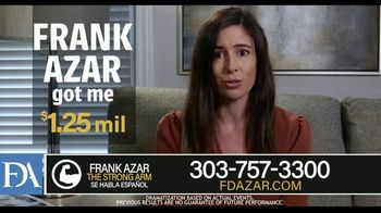 Franklin D. Azar & Associates, P.C. TV Spot, 'Medical Bills' - Thumbnail 6