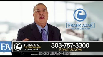 Franklin D. Azar & Associates, P.C. TV Spot, 'Medical Bills' - Thumbnail 8