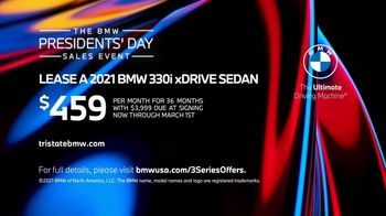 BMW Presidents Day Sales Event TV Spot, 'Magic Number' [T2] - Thumbnail 5
