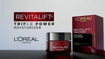 L'Oreal Paris Revitalift Triple Power Moisturizer TV Spot, 'Don't Settle: Serum' Featuring Eva Longoria - Thumbnail 8