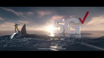 Verizon 5G Ultra Wideband TV Spot, 'Can't Blame the Lag' Ft. Samuel L. Jackson, JuJu Smith-Schuster - Thumbnail 10