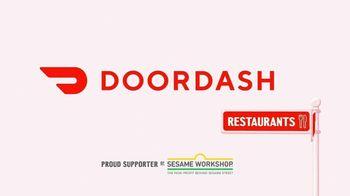 DoorDash TV Spot, 'Sesame Workshop: Nom Nom' Feat. Daveed Diggs - Thumbnail 6