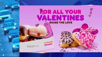 Dunkin' TV Spot, 'ABC 6: Heart Shaped Donuts' - Thumbnail 4