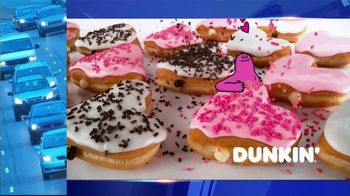 Dunkin' TV Spot, 'ABC 6: Heart Shaped Donuts' - Thumbnail 7