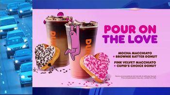 Dunkin' TV Spot, 'ABC 6: Heart Shaped Donuts' - Thumbnail 9