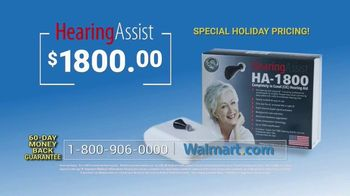 Hearing Assist ReCharge TV Spot, 'Heard You the First Time: $399.99' - Thumbnail 9