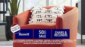 Bassett Presidents Day Sale TV Spot, 'Storewide: 30% Off' - Thumbnail 5