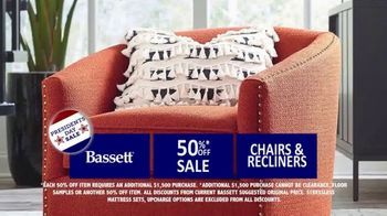 Bassett Presidents Day Sale TV Spot, 'Storewide: 30% Off' - Thumbnail 6