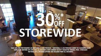 Bassett Presidents Day Sale TV Spot, 'Storewide: 30% Off' - Thumbnail 7