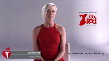 American Heart Association TV Spot, 'Jenny: Any Age'