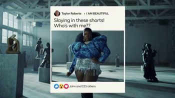 Facebook Groups TV Spot, 'I Am Beautiful' Song by CHIKA