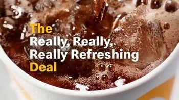 McDonald's $1 $2 $3 Dollar Menu TV Spot, 'The Really, Really Refreshing Deal' - Thumbnail 6