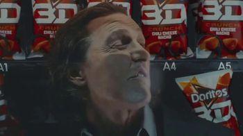 Doritos 3D Crunch TV Spot, 'Flat Matthew' Featuring Matthew McConaughey, Song by Queen - Thumbnail 9