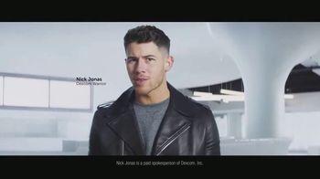 Dexcom TV Spot, 'Technology' Featuring Nick Jonas - 715 commercial airings