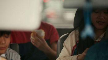 McDonald's $1 $2 $3 Dollar Menu TV Spot, 'The Finally, Five Minutes of Silence Meal' - Thumbnail 4