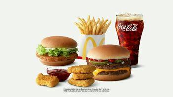 McDonald's $1 $2 $3 Dollar Menu TV Spot, 'The Finally, Five Minutes of Silence Meal' - Thumbnail 7