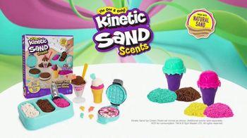 Kinetic Sand Scents Ice Cream Treats TV Spot, 'Ice Cream Dream' - Thumbnail 8