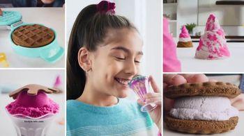 Kinetic Sand Scents Ice Cream Treats TV Spot, 'Ice Cream Dream'