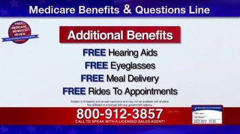 Medicare Benefits TV Spot, '2021 Benefits Review'