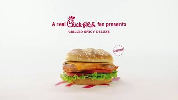 Chick-fil-A Grilled Spicy Deluxe TV Spot, 'The Little Things: Jane'