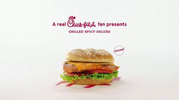 Chick-fil-A Grilled Spicy Deluxe TV Spot, 'The Little Things: Will' - Thumbnail 1